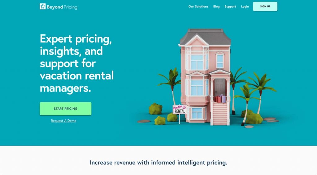 BeyondPricing.com - Airbnb Pricing Tool