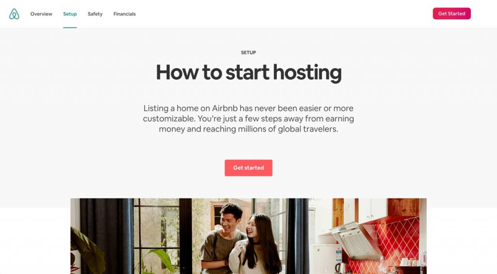 List your vacation rental on Airbnb
