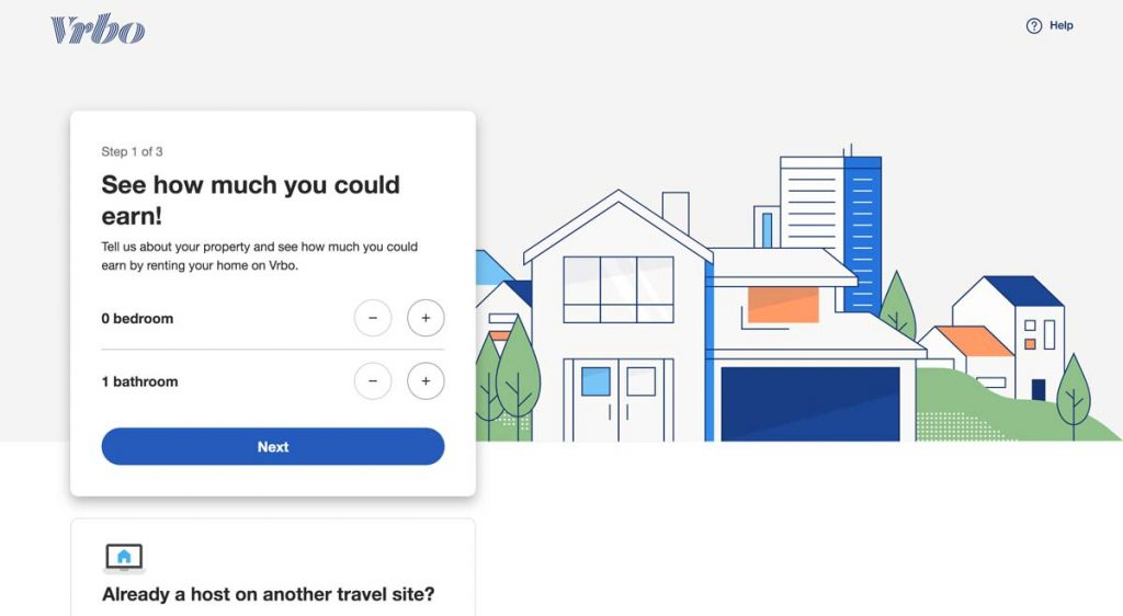 List your vacation rental on Vrbo / Homeaway